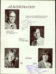 Page 8, 1979 Edition, Bradshaw Mountain High School - Bear Tracks Yearbook (Prescott Valley, AZ) online yearbook collection