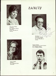 Page 9, 1979 Edition, Bradshaw Mountain High School - Bear Tracks Yearbook (Prescott Valley, AZ) online yearbook collection