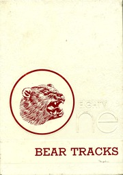 1981 Edition, Bradshaw Mountain High School - Bear Tracks Yearbook (Prescott Valley, AZ)