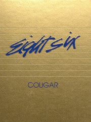 1986 Edition, Casa Grande Union High School - Cougar Yearbook (Casa Grande, AZ)