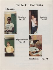 Page 6, 1986 Edition, Casa Grande Union High School - Cougar Yearbook (Casa Grande, AZ) online yearbook collection