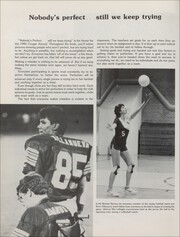 Page 8, 1986 Edition, Casa Grande Union High School - Cougar Yearbook (Casa Grande, AZ) online yearbook collection