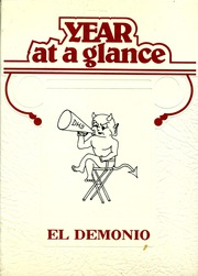 1983 Edition, Dysart High School - El Demonio Yearbook (El Mirage, AZ)