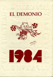 1984 Edition, Dysart High School - El Demonio Yearbook (El Mirage, AZ)