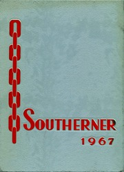 1967 Edition, South Mountain High School - Southerner Yearbook (Phoenix, AZ)