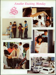 Page 10, 1985 Edition, South Mountain High School - Southerner Yearbook (Phoenix, AZ) online yearbook collection