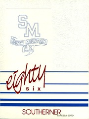 1986 Edition, South Mountain High School - Southerner Yearbook (Phoenix, AZ)