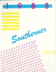 1988 Edition, South Mountain High School - Southerner Yearbook (Phoenix, AZ)