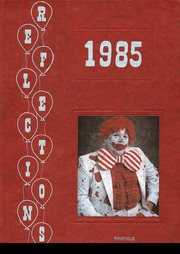 Page 1, 1985 Edition, Peoria High School - Panther Yearbook (Peoria, AZ) online yearbook collection