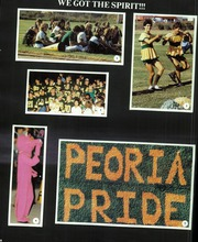 Page 12, 1985 Edition, Peoria High School - Panther Yearbook (Peoria, AZ) online yearbook collection
