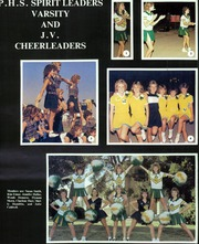 Page 16, 1985 Edition, Peoria High School - Panther Yearbook (Peoria, AZ) online yearbook collection