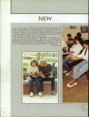 Page 10, 1986 Edition, Peoria High School - Panther Yearbook (Peoria, AZ) online yearbook collection