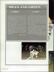 Page 14, 1986 Edition, Peoria High School - Panther Yearbook (Peoria, AZ) online yearbook collection