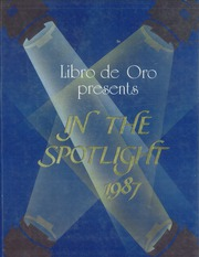 Page 1, 1987 Edition, Marcos De Niza High School - Libro de Oro Yearbook (Tempe, AZ) online yearbook collection