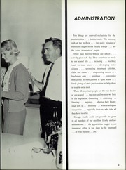 Page 11, 1964 Edition, Agua Fria Union High School - Wickiup Yearbook (Avondale, AZ) online yearbook collection