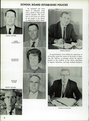 Page 12, 1964 Edition, Agua Fria Union High School - Wickiup Yearbook (Avondale, AZ) online yearbook collection