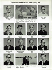 Page 13, 1964 Edition, Agua Fria Union High School - Wickiup Yearbook (Avondale, AZ) online yearbook collection