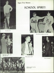 Page 11, 1967 Edition, Agua Fria Union High School - Wickiup Yearbook (Avondale, AZ) online yearbook collection