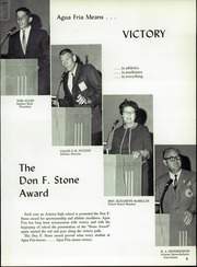 Page 9, 1967 Edition, Agua Fria Union High School - Wickiup Yearbook (Avondale, AZ) online yearbook collection
