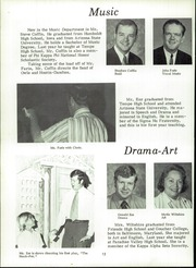 Page 16, 1972 Edition, Agua Fria Union High School - Wickiup Yearbook (Avondale, AZ) online yearbook collection
