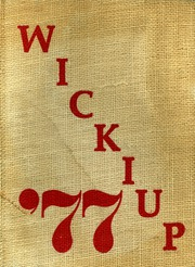1977 Edition, Agua Fria Union High School - Wickiup Yearbook (Avondale, AZ)
