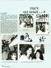 Page 12, 1988 Edition, Agua Fria Union High School - Wickiup Yearbook (Avondale, AZ) online yearbook collection