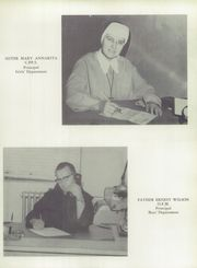 Page 11, 1957 Edition, St Marys Catholic High School - El Caballero Yearbook (Phoenix, AZ) online yearbook collection