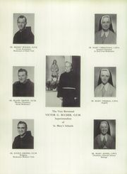 Page 12, 1957 Edition, St Marys Catholic High School - El Caballero Yearbook (Phoenix, AZ) online yearbook collection