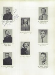 Page 13, 1957 Edition, St Marys Catholic High School - El Caballero Yearbook (Phoenix, AZ) online yearbook collection