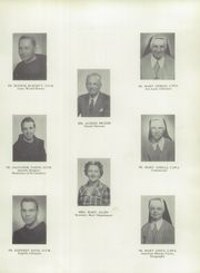 Page 15, 1957 Edition, St Marys Catholic High School - El Caballero Yearbook (Phoenix, AZ) online yearbook collection