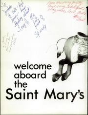 Page 6, 1973 Edition, St Marys Catholic High School - El Caballero Yearbook (Phoenix, AZ) online yearbook collection
