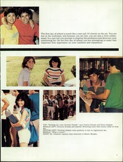 Page 11, 1985 Edition, St Marys Catholic High School - El Caballero Yearbook (Phoenix, AZ) online yearbook collection