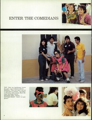 Page 12, 1985 Edition, St Marys Catholic High School - El Caballero Yearbook (Phoenix, AZ) online yearbook collection