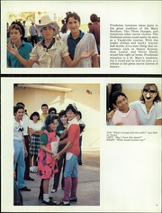 Page 13, 1985 Edition, St Marys Catholic High School - El Caballero Yearbook (Phoenix, AZ) online yearbook collection