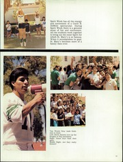 Page 15, 1985 Edition, St Marys Catholic High School - El Caballero Yearbook (Phoenix, AZ) online yearbook collection