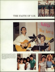 Page 16, 1985 Edition, St Marys Catholic High School - El Caballero Yearbook (Phoenix, AZ) online yearbook collection