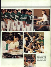 Page 7, 1986 Edition, St Marys Catholic High School - El Caballero Yearbook (Phoenix, AZ) online yearbook collection