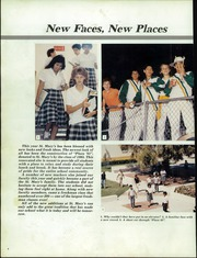 Page 8, 1986 Edition, St Marys Catholic High School - El Caballero Yearbook (Phoenix, AZ) online yearbook collection