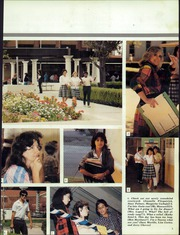 Page 9, 1986 Edition, St Marys Catholic High School - El Caballero Yearbook (Phoenix, AZ) online yearbook collection