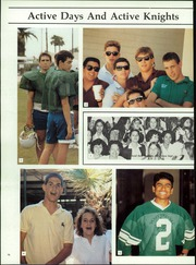 Page 20, 1987 Edition, St Marys Catholic High School - El Caballero Yearbook (Phoenix, AZ) online yearbook collection