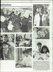 Page 23, 1987 Edition, St Marys Catholic High School - El Caballero Yearbook (Phoenix, AZ) online yearbook collection
