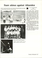 Page 141, 1987 Edition, Coronado High School - Trail Yearbook (Scottsdale, AZ) online yearbook collection