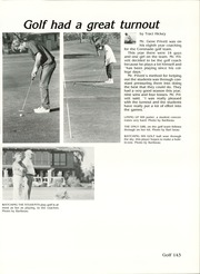Page 147, 1987 Edition, Coronado High School - Trail Yearbook (Scottsdale, AZ) online yearbook collection