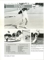 Page 148, 1987 Edition, Coronado High School - Trail Yearbook (Scottsdale, AZ) online yearbook collection
