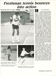 Page 151, 1987 Edition, Coronado High School - Trail Yearbook (Scottsdale, AZ) online yearbook collection