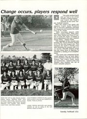 Page 155, 1987 Edition, Coronado High School - Trail Yearbook (Scottsdale, AZ) online yearbook collection