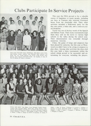 Page 62, 1969 Edition, Westwood High School - Chieftain Yearbook (Mesa, AZ) online yearbook collection