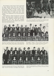 Page 71, 1969 Edition, Westwood High School - Chieftain Yearbook (Mesa, AZ) online yearbook collection