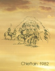 1982 Edition, Westwood High School - Chieftain Yearbook (Mesa, AZ)
