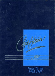 1987 Edition, Westwood High School - Chieftain Yearbook (Mesa, AZ)